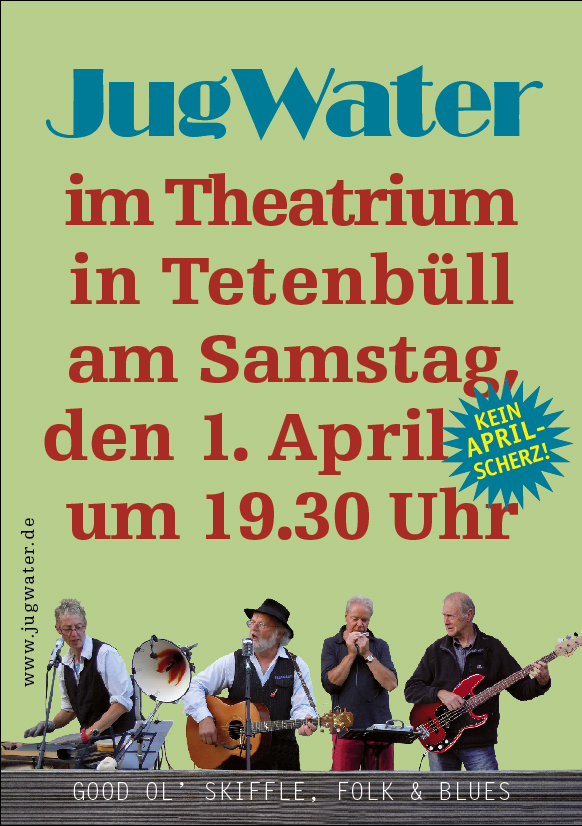 JugWater Theatrium April 2017